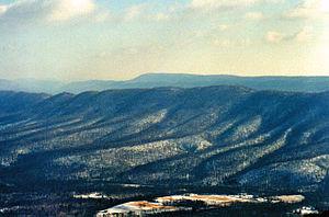 Big Mountain (Pennsylvania) - Image: 2img 026 edited