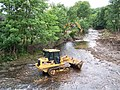 2nd July 2008 - 'Machines at Work', River Don 'Clean Up' Continues - geograph.org.uk - 877576.jpg