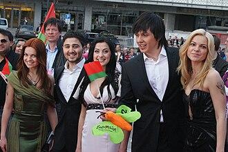 3+2 (band) - Image: 3+2 belarus band