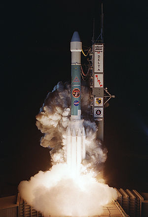 Spitzer Space Telescope - Launch of SIRTF in 2003 aboard the 300th Delta rocket