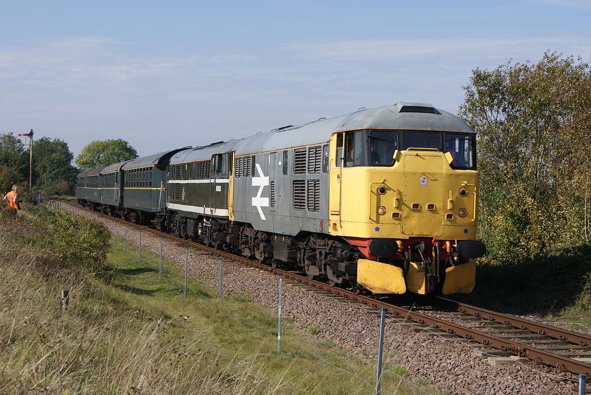 British Rail Class 31 - Wikipedia