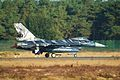 31 Smaldeel F-16AM Tiger Marks (3935297152).jpg