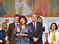 32.V Dni Wina Jaslo-burmistrz Jasla Maria Kurowska.jpg