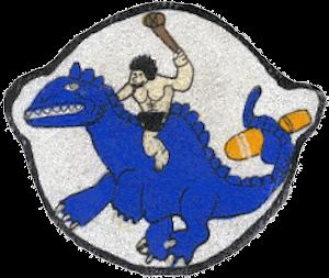 326th Bombardment Squadron - Squadron World War II emblem