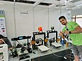 3D printers during the Makeathon.jpg