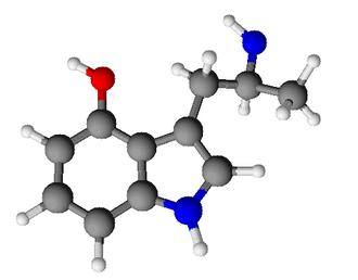 4-HO-αMT - Image: 4 Hydroxy α methyltryptamine