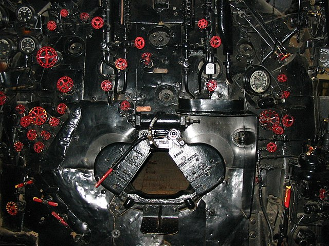 An Engine Backhead