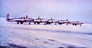 41st Flying Training Squadron - F-80s - Johnson Air Base - (Deployed at Misawa AB, Japan), January 1951