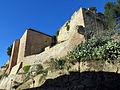 475 Castell de la Suda (Tortosa), angle nord-est.JPG
