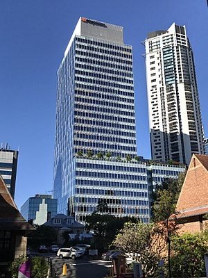 480 Queen Street - Building in July 2017