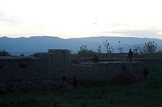 Baghlani Jadid District District in Baghlan Province, Afghanistan