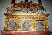 6116 - Bologna - San Francesco - Tomba di Alessandro V (+1410) 1424 e 1482 - Foto Giovanni Dall'Orto, 9-Feb-2008