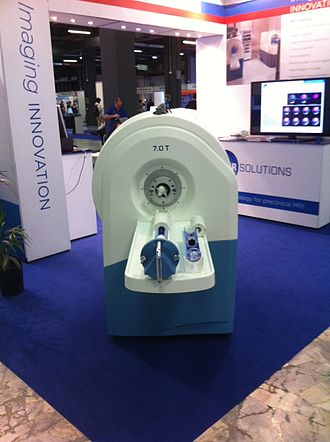 Preclinical imaging - 7T cryogen free preclinical MRI imaging system - this shows the MRS 7000 series