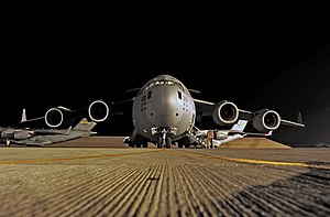 816th Expeditionary Airlift Squadron - C-130 - 2010.jpg
