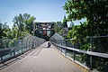 82nd Drive Pedestrian Bridge (Gladstone, Oregon).jpg
