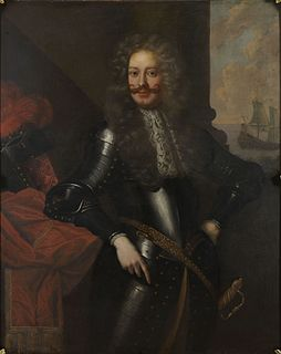 James Brydges, 8th Baron Chandos English diplomat and Baron