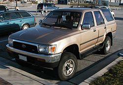 1990-1995 Toyota 4Runner