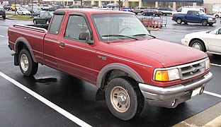 Ford Ranger (Americas) - Wikipedia