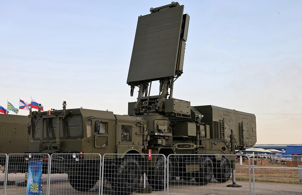 File:96L6E radar radar - 100th Anniversary VVS-R -01.jpg ...