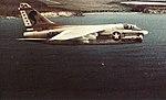 A-7B Corsair II of VA-87 in flight c1973.jpg