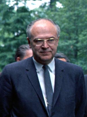 Anatoly Dobrynin - Anatoly Dobrynin on 23 June 1967.