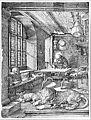 AGAD Albrecht Dürer – Saint Jerome in his Study.jpg