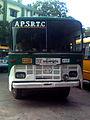 APSRTC ordinary bus at Kakinada Bus complex.jpg