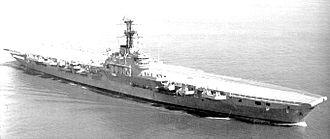 HMS Warrior (R31) - ARA Independencia