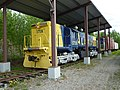 ARR old Diesel engine No 1718 2011.jpg