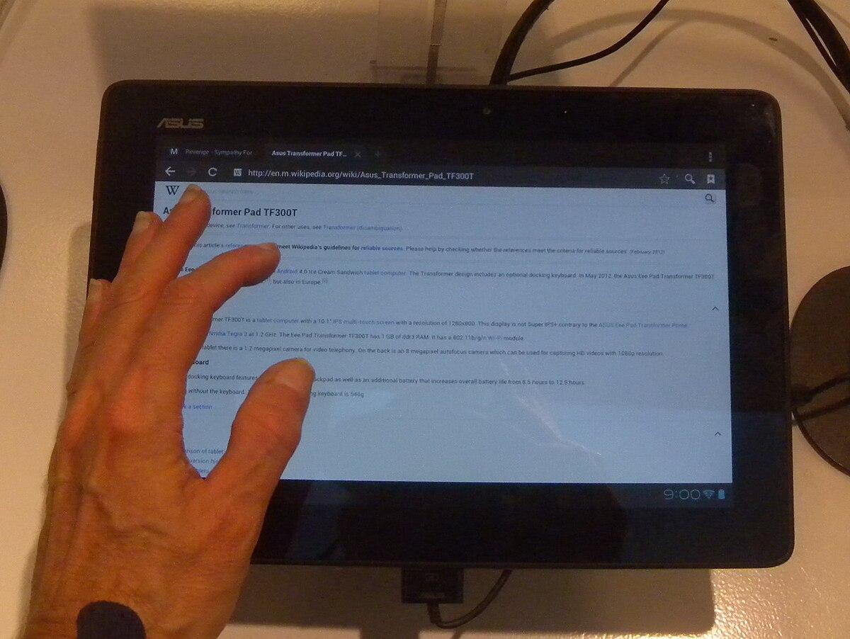 asus transformer pad tf300t wikipedia rh en wikipedia org Asus RT-N66U Firmware Asus Driver Update