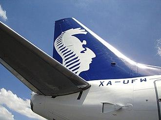 Aviacsa - Image: AVION10(2)