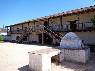 Sonoma Barracks - The Sonoma Barracks Today
