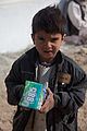 A local boy looks up to the camera at the Ananzai Village, Kandahar province, Afghanistan, Dec. 26, 2011 111226-A-VB845-023.jpg