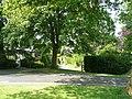 A shady corner, Bolton by Bowland - geograph.org.uk - 1376337.jpg