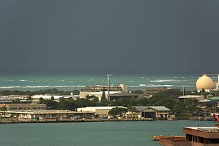 Sand Island (Hawaii) Island in Honolulu County, Hawaii, United States