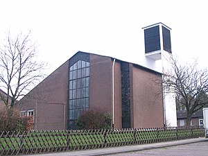 Eilendorf (Aachen) - Image: Aachen Eilendorf evangelische Kirche
