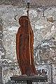 Abbaye Ste Foy à Conques (22) - Statue de St Jacques.jpg
