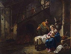 Abraham Willemsens - Nativity