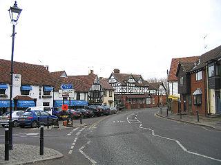 Abridge Human settlement in England