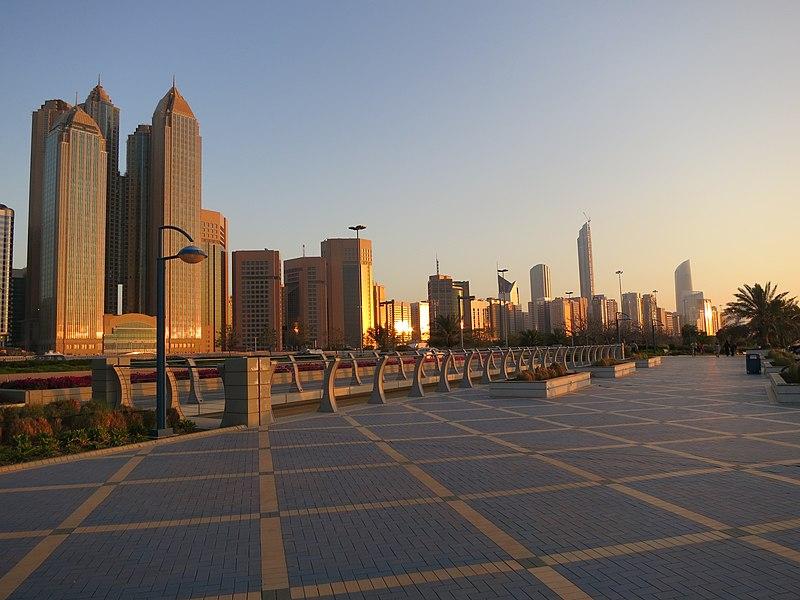 Praias de Abu Dhabi