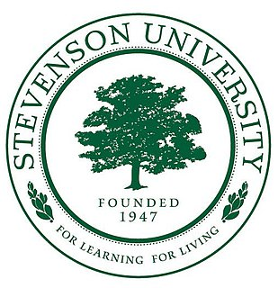 Stevenson University Private university in Baltimore County, Maryland, US