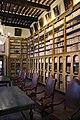 Accademia etrusca, biblioteca settecentesca, 05.jpg