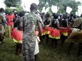 File:Acholi moving to the stage to perform a traditional dance.webm