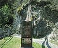 Achomitz, Skispringer Denkmal, Gailtal, Kärnten.jpg