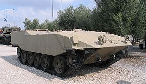 IDF Achzarit - Image: Achzarit latrun 1