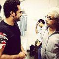 Actor Gaurav Nanda With Naseeruddin Shah Sir.jpg