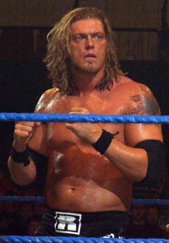 Backlash (2006) - Edge, who competed in the triple threat match for the WWE Championship