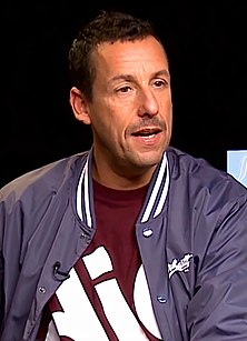 Adam Sandler American actor, comedian, screenwriter, and producer