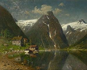 Farm in Esefjord