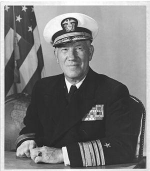 Roy Alexander Gano - Vice Admiral Roy A. Gano, 1963